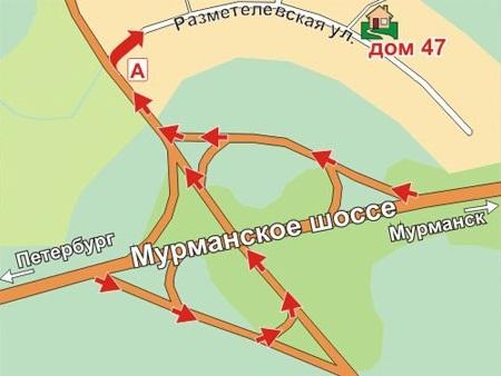 гостиница около петербурга